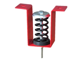 HV型吊式弹簧减震器