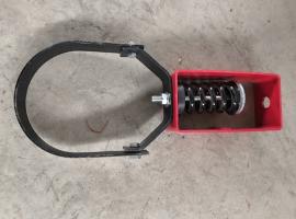管道吊式弹簧减震器