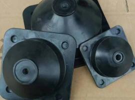 JGF型橡胶减震器方形