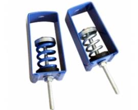 弹簧吊式减震器